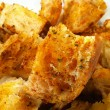 Lime Mexican Croutons